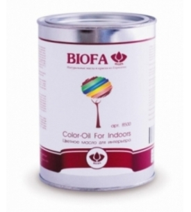 Color-Oil For Indoors Цветное масло для интерьера (Код: 8543-8546)