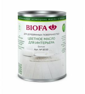 Color-Oil For Indoors Масло для интерьера, цвет Белый (Код: 8510)